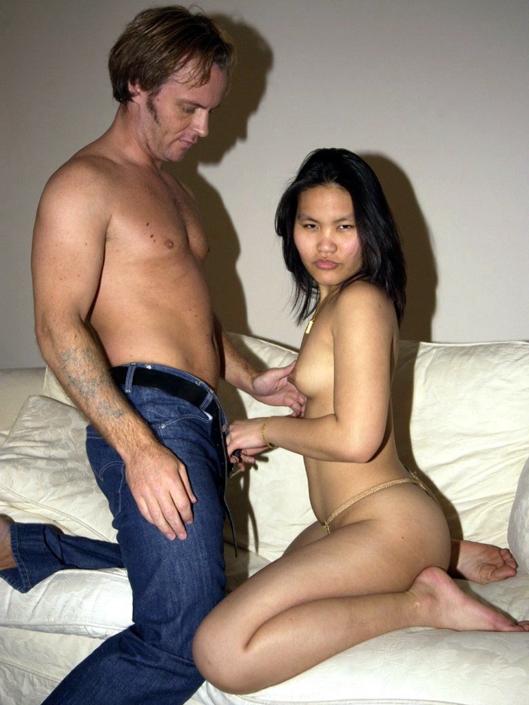 shaved asian whore gets her pussy banged hard - movie shark