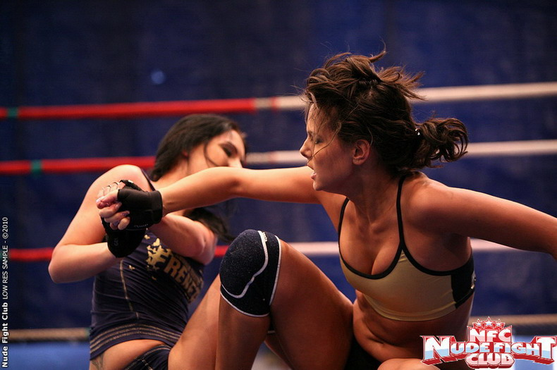 Girls fighting then have sex