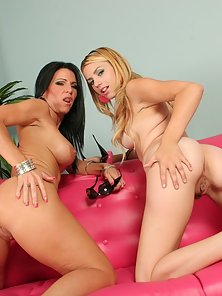 Brittni Speers and Slutty Mom Share Cock