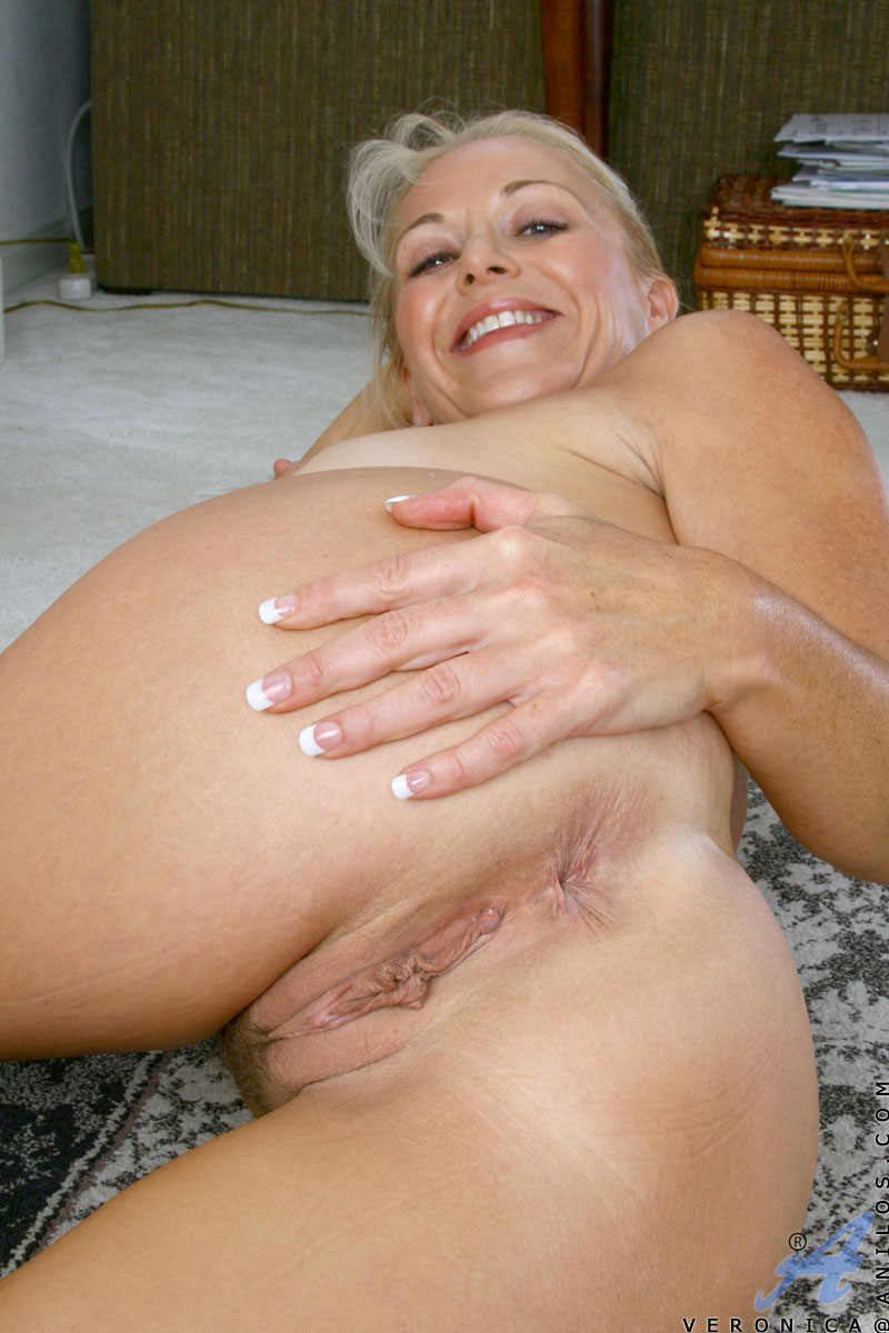 Naked blonde mature sex #14