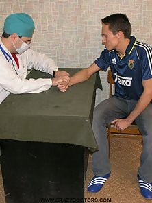 These wise doctors can take care of your pain, turning it into pleasure with their generous hands an