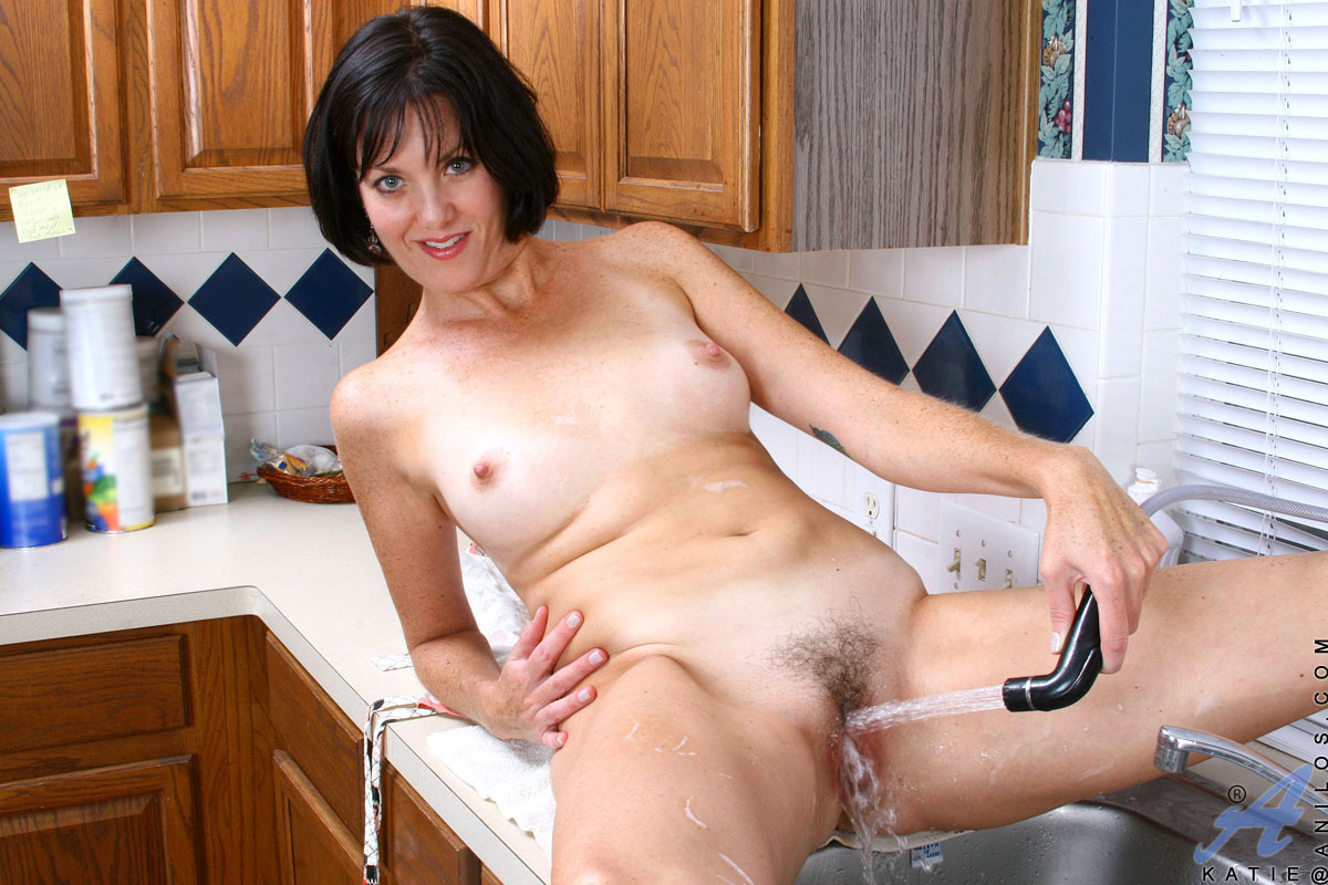 Hairy housewife