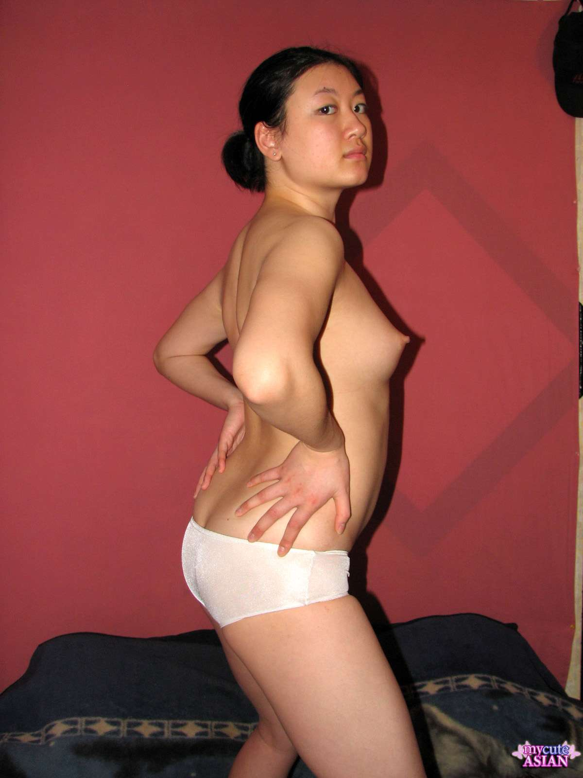amateur chinese coed shows her tight pussy - movie shark