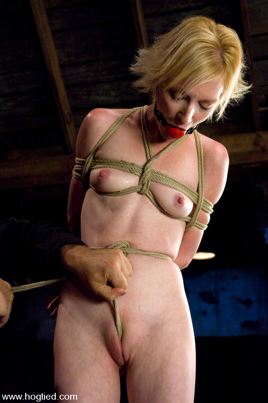 Tight crotch rope