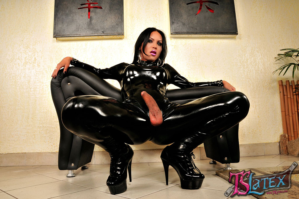 Latex free galleries shemale or ladyboy or tranny