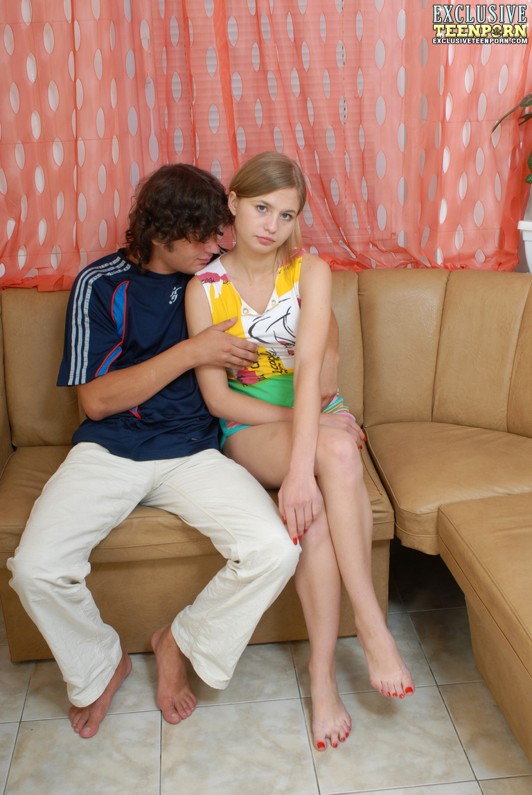 Check Up This Porn Gallery Where Sexy Blonde Teen Was -8838