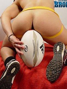 a delicious rugby player, you can't find a better sport to find the hottest jocks around.