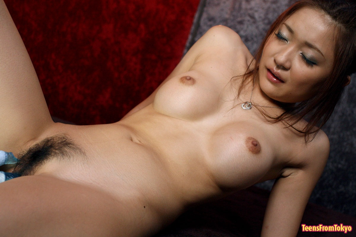 Naked hairy japanese #14