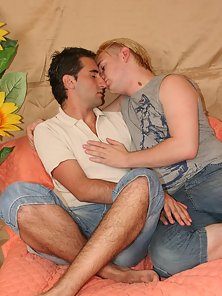 A pair of naughty studs get each other off in these ones