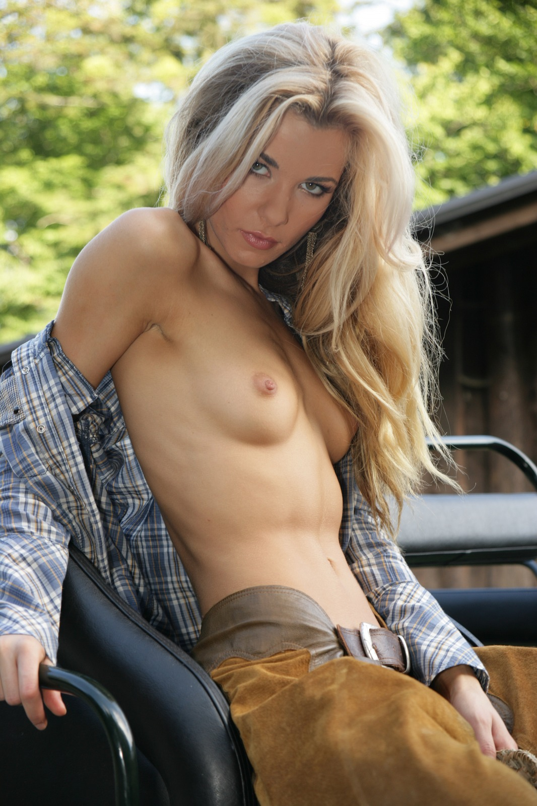 from Cassius hot cowgirl models naked
