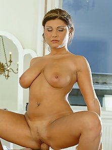 Young Teen With Massive Titties