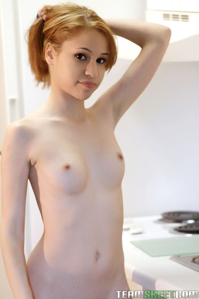 Teen Girls With Small Boobs