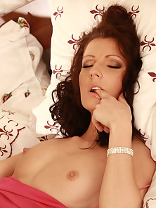 Gina loves to get fucked in her tight wet pussy