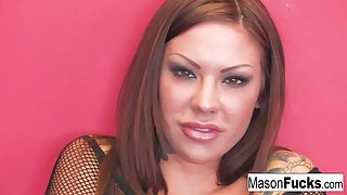 Mason Moore gets her pussy and ass pounded in this Puba Exclusive