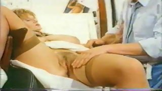 Mature milf retro dp threesome