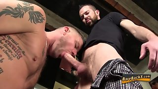 Wellcut gets bum pounded raw