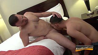Amateur gay drilled raw