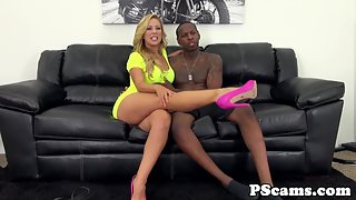 webcam sweetie Cherie Deville biracial screws