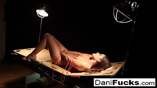 Dani Daniels Has A Fun Naughty Side As She Gets Tied Up