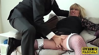 Humiliated uk grandmother submissive by maledom